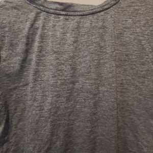 Size large, Xersion workout shirt grey
